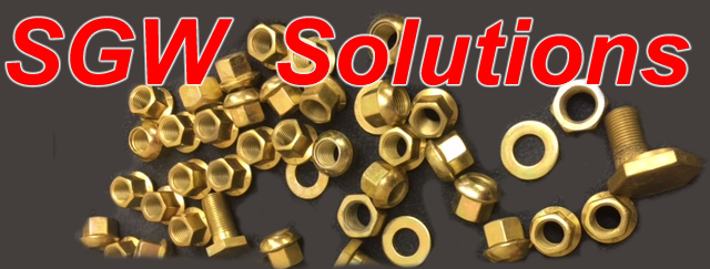 Zinc plating at SGW Solutions